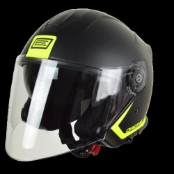 "CASCO JET ""ORIGINE"" PALIO FLOW YELLOW"