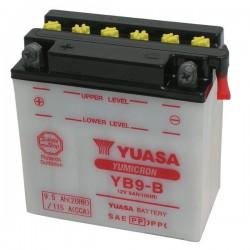 BATTERIA YUASA YB9-B VESPA PX-LIBERTY-X9-HEXAGON