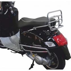 PORTAPACCHI POSTERIORE CROM.VESPA GTS 125/250/300 FACO