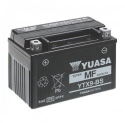 "BATTERIA YUASA ""YTX9-BS"" X-MAX 250-BURGMAN-BRUTALE"