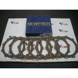"SERIE DISCHI FRIZIONE ""NEWFREN"" HONDA CRM 250 R '89-'93"