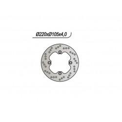 DISCO FRENO ANT. SH 125-150 '01-'04/SH IE 125-150 '05-'10/@ 125-150 '00-'05